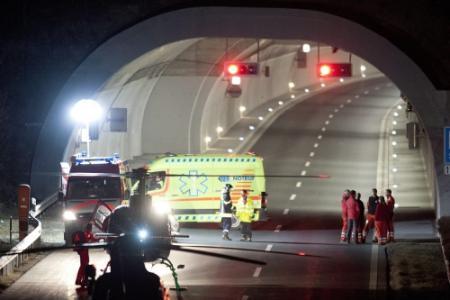 Belgische schoolkinderen komen om bij ongeluk