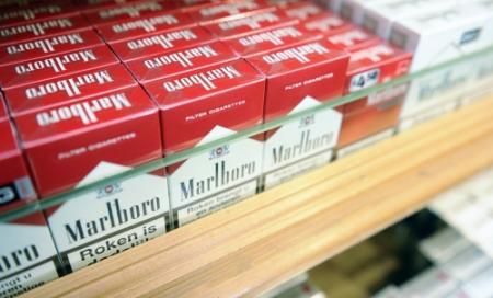 Sigaretten worden duurder