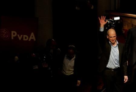 PvdA zwaait Cohen uit en verwelkomt Samsom