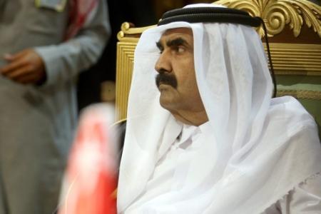 Emir Qatar verliest zaak om aantal vrouwen