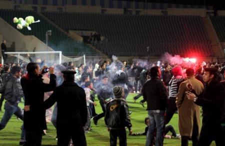 Nieuwe voetbalrellen Egypte na dood tiener