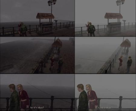 Silent Hill verschillen