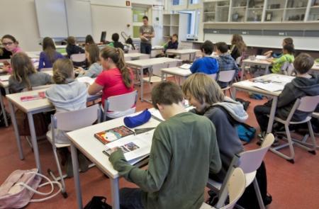 Nederland scoort slecht met zittenblijvers