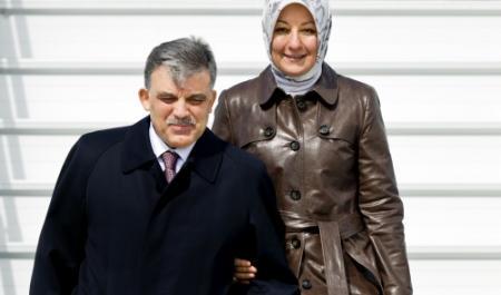 President Turkije begint bezoek aan Nederland