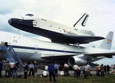 Spaceshuttle Discovery maakt laatste vlucht