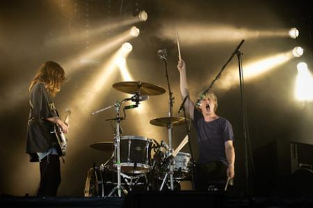 Blood Red Shoes - Lowlands