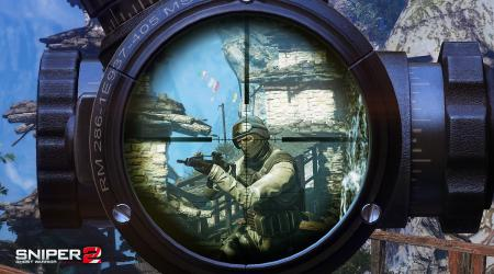 Sniper 2  Ghost Warrior