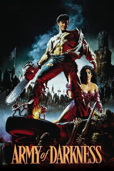 Filmposter Army of Darkness