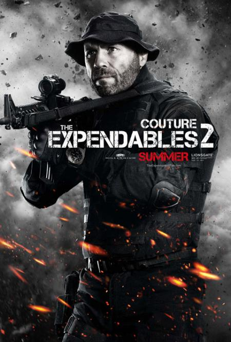 The Expendables 2 - Couture