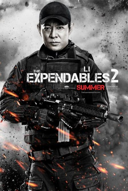 The Expendables 2 - Li