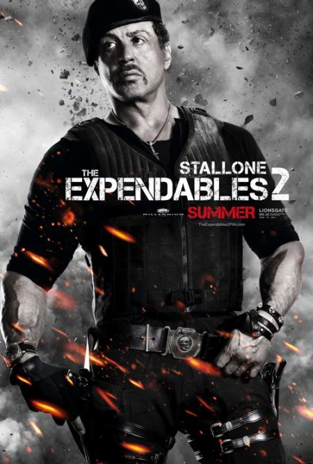 The Expendables 2 - Stallone