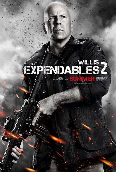 The Expendables 2 - Willis