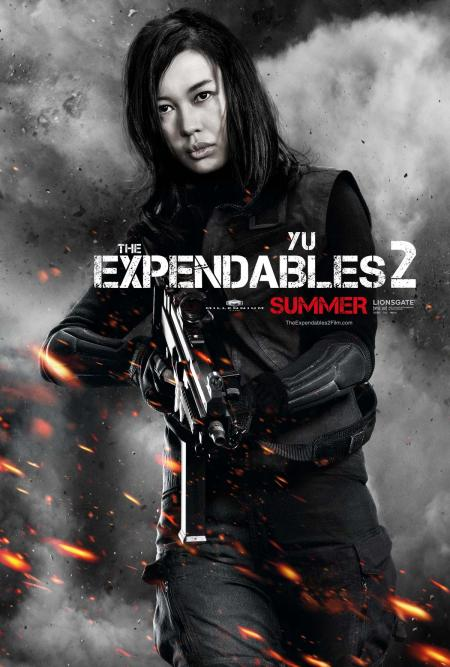 The Expendables 2 - Yu