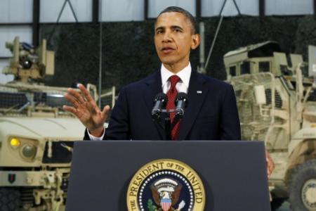 Explosie in Kabul na bezoek Obama