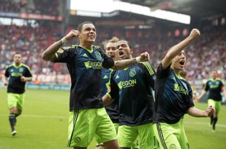 Ajax jaagt op 31e landstitel