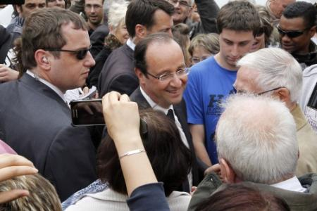Frankrijk kiest president