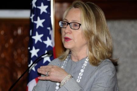 Clinton gekrenkt door kritiek