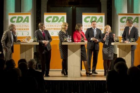 CDA profiteert van media-aandacht
