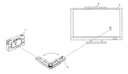 Wii U patent