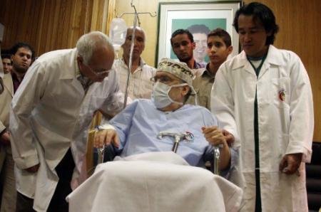 Lockerbie-veroordeelde Megrahi overleden