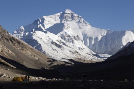 Oudste vrouw op Mount Everest