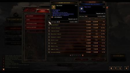 Diablo III veilinghuis