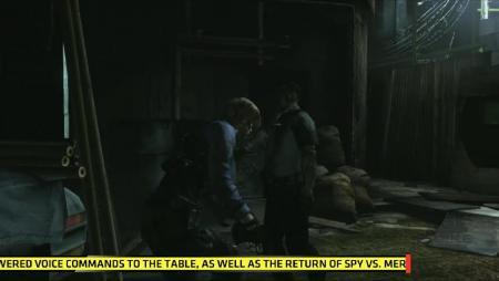 Resident Evil screen1