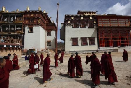 China sluit Tibet voor toeristen