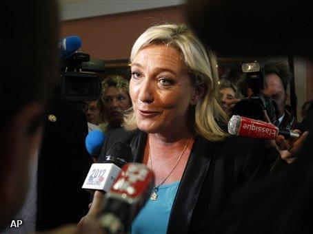 Marine Le Pen (Foto: Novum)