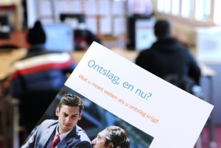 ING: werkloosheid naar hoogste punt sinds'97