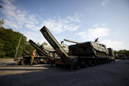 Geen steun in Kamer voor tanks aan Indonesië