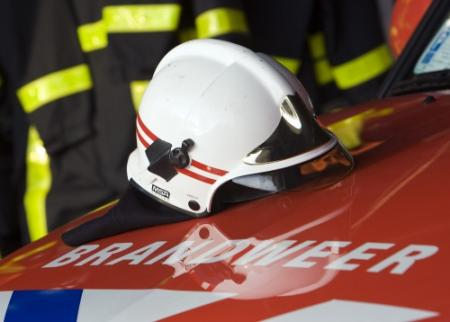 Zeer grote brand in winkelgebied Leeuwarden