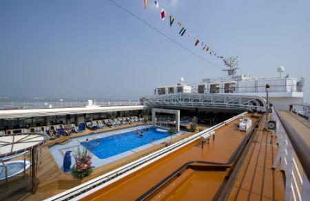 Marokko weert cruiseschip met homo's