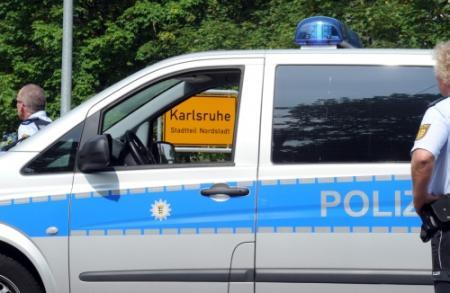 Vijf doden door gijzeling Karlsruhe