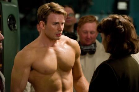 Captain America poging 2