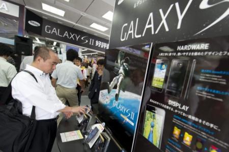 Galaxy stuwt winst Samsung