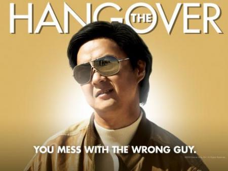 Ken Jeong als Mr. Chow