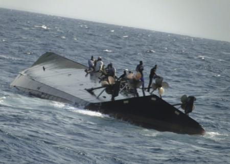 Overlevenden veerbootdrama terug op Schiphol