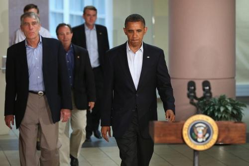 Obama bezoekt slachtoffers bioscoopdrama