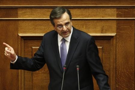 Griekse premier waarschuwt voor meer ellende