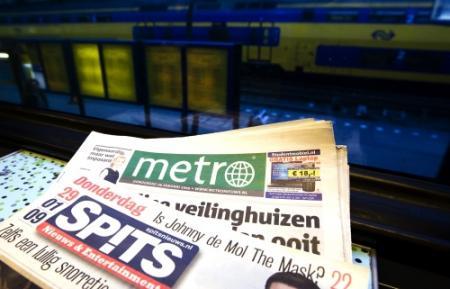 Telegraaf koopt Metro