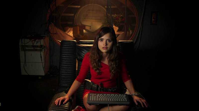 Doctor Who 7: Jenna-Louise Coleman als (Clara) Oswin Oswald (5)