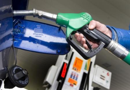 Nieuw record benzineprijs