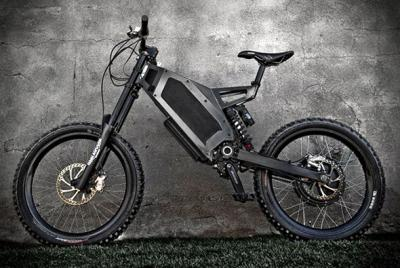 stealth bike