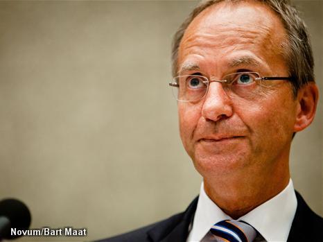 Henk Kamp (Foto: Novum)