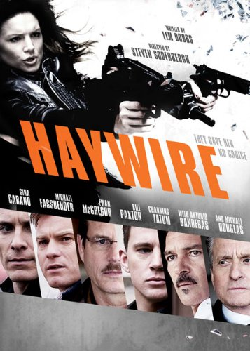 Haywire - dvd-hoes