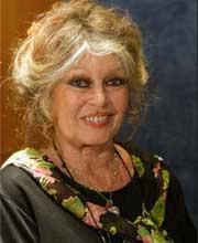 Brigitte Bardot  oud