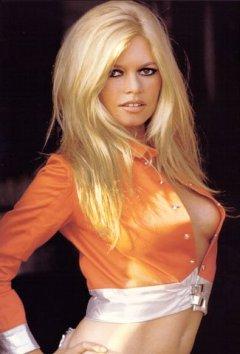 Brigitte Bardot  jong