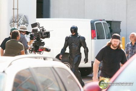 Robocop: Eerste beeld pak/harnas