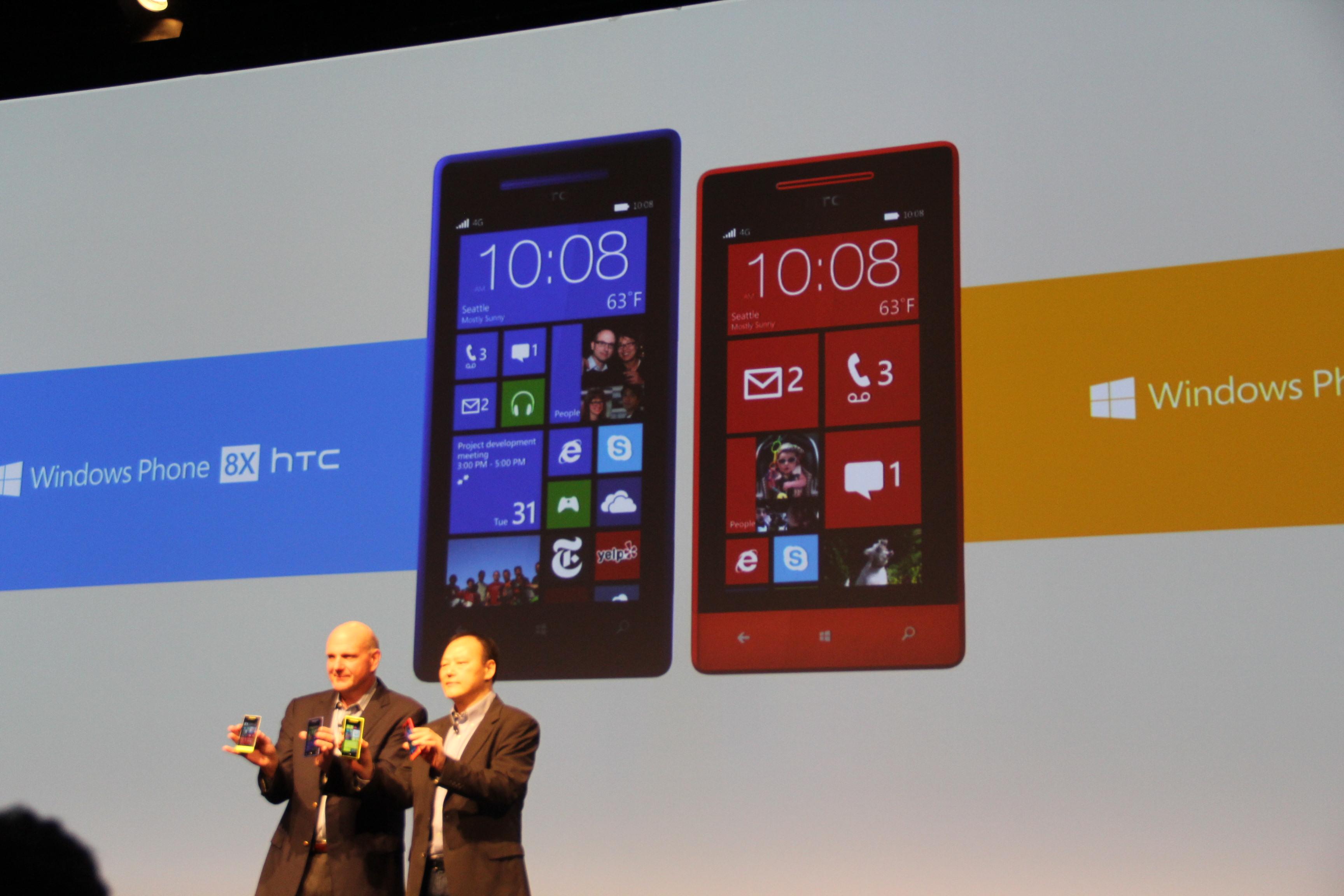 FOK.nl / Nieuws / HTC maakt Windows Phone 8 line-up bekend